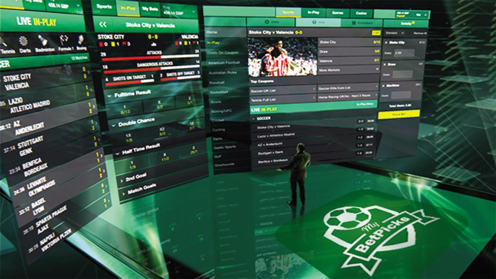 Playing Online Sports Betting Is More Advantageous