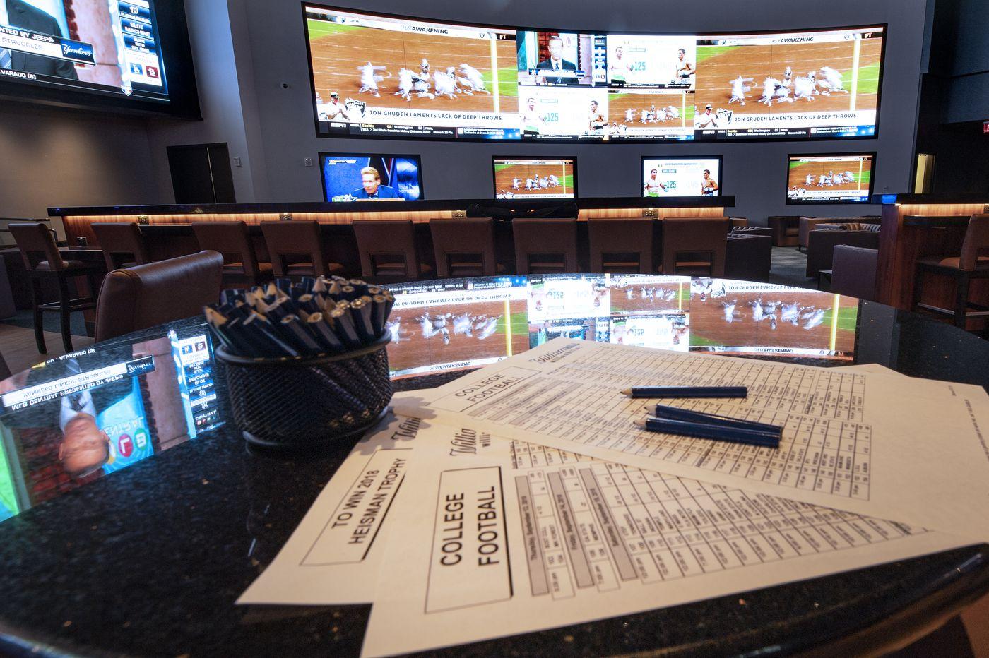 a sports betting app went public