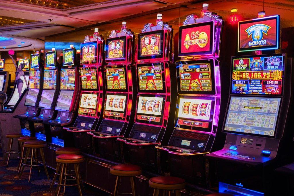 slot game agent