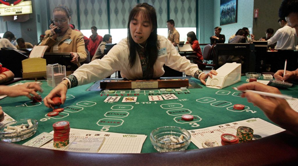 gambling system
